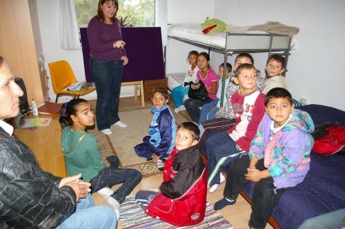 Children's Bible Study Begins